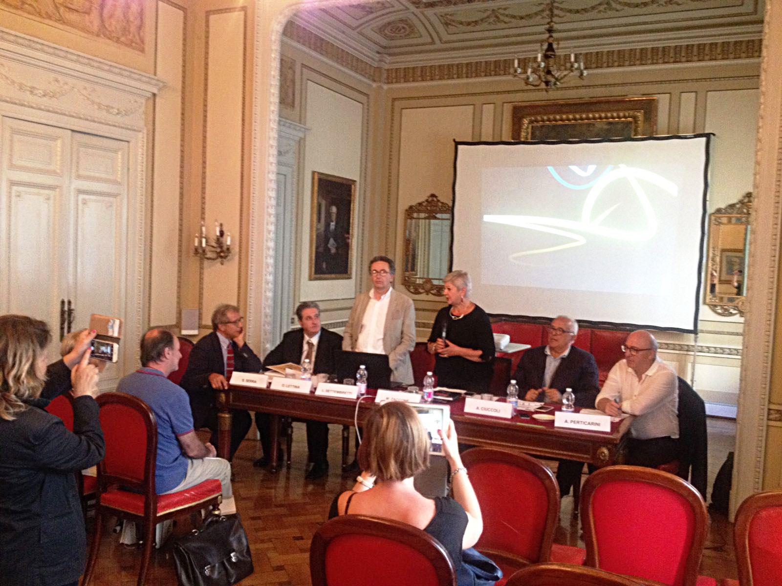 MULA - conferenza stampa nazionale a Milano