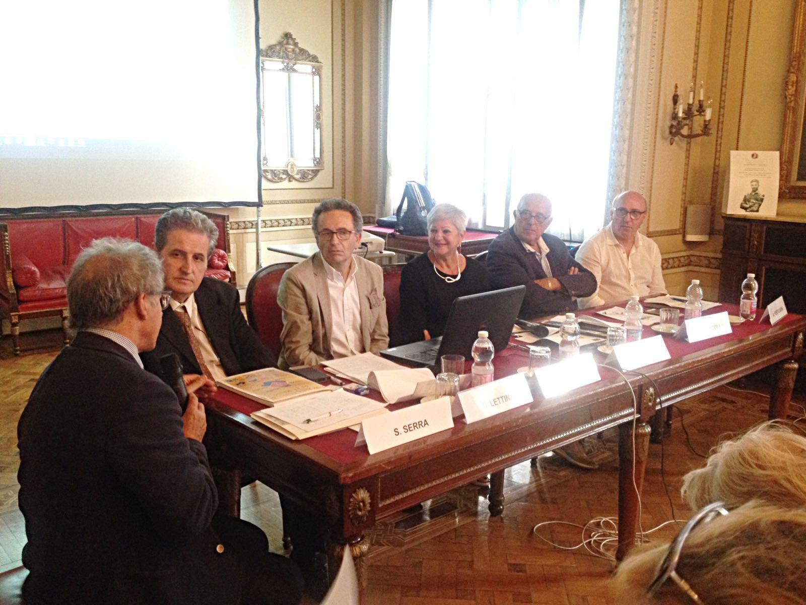 Presentazione Borsa Turismo centro Italia - MULA