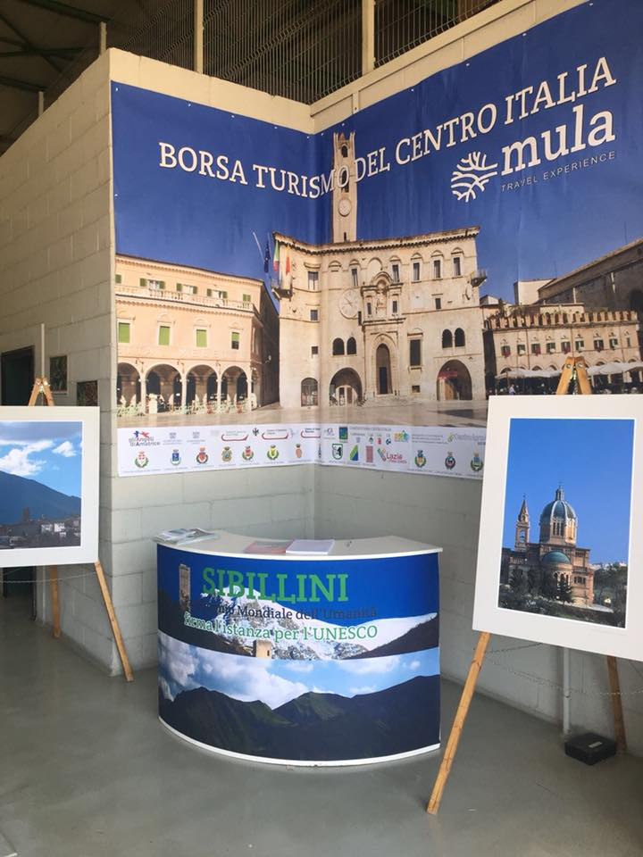 Borsa turismo centro Italia - MULA
