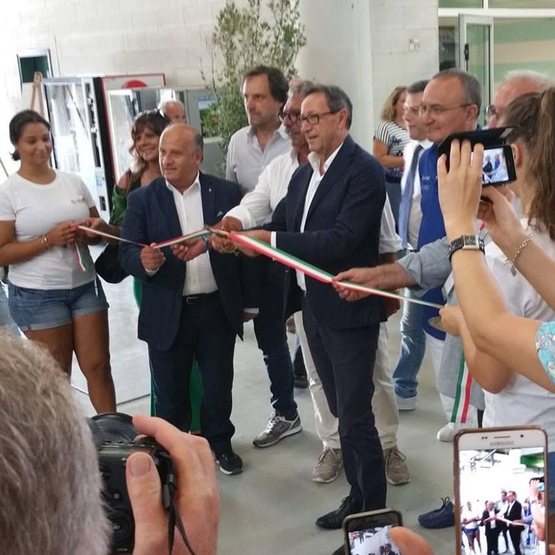 inaugurazione borsa turismo centro italia - mula